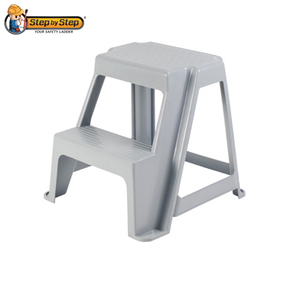 Step By Step Plastic Step Stools Ladder Technology